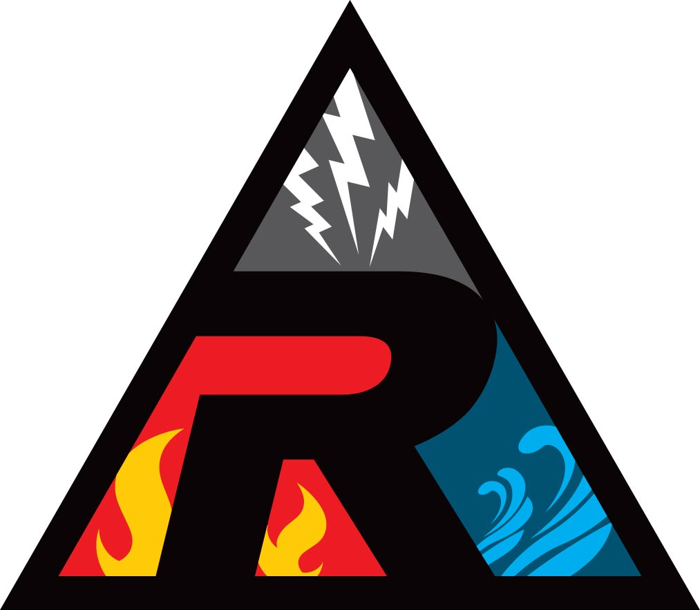 Rock Emergency Logo for Asbestos Removal