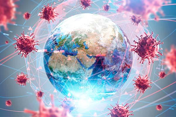 Coronavirus spreading globally