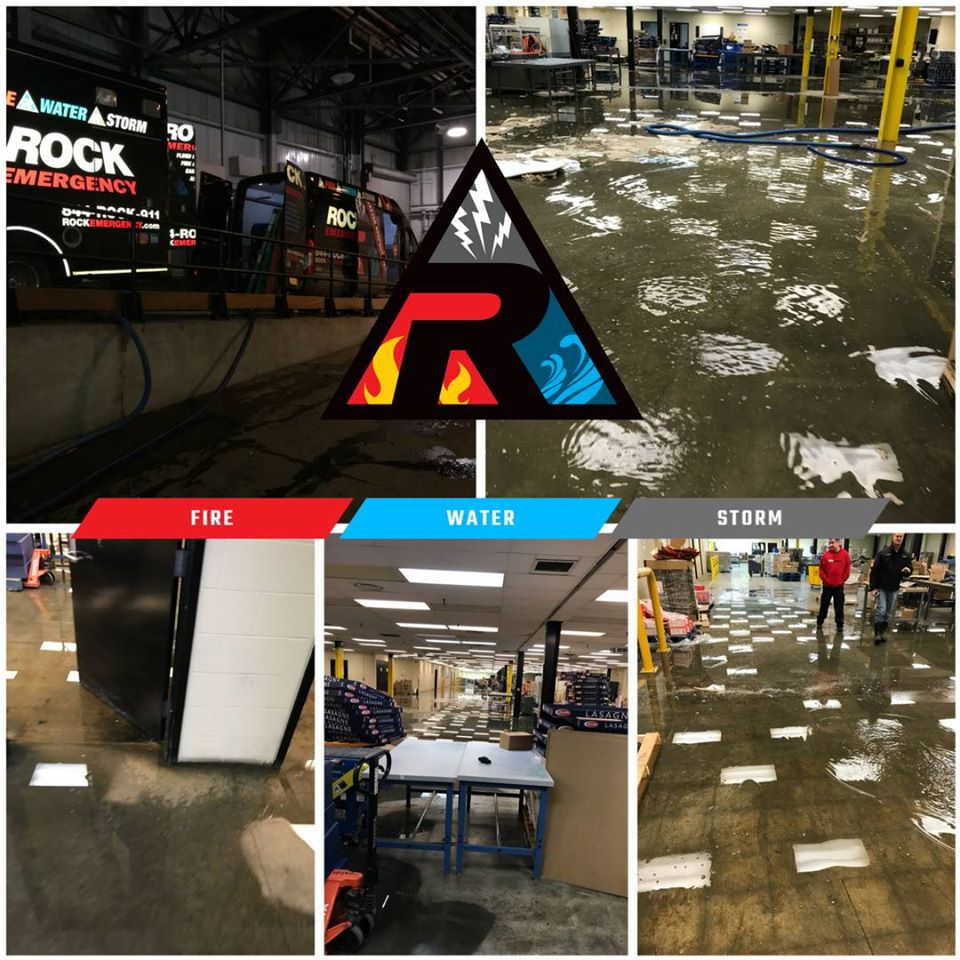 Water Damage Restoration Rochester NY by Rock Emergency