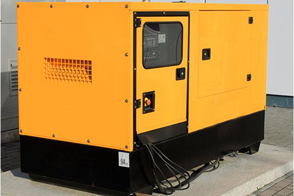 Generator for storm damage